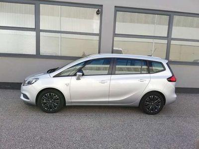 gebraucht Opel Zafira 1,6 Turbo 120 Jahre Edition Start/Stop