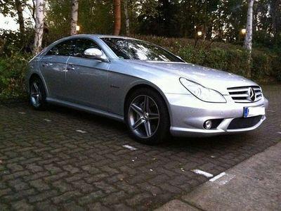 gebraucht Mercedes CLS63 AMG AMG Sportwagen / Coupé
