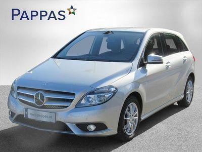 gebraucht Mercedes B180 CDI BlueEfficiency A-Edition DPF Aut.