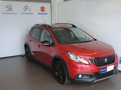 gebraucht Peugeot 2008 1,6 BlueHDI 120 S&S GT Line SUV / Geländewagen,
