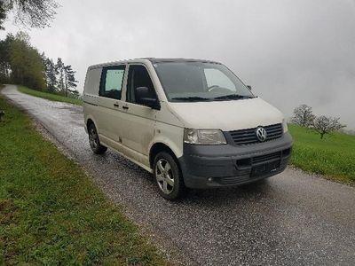 gebraucht VW T5 Kombi 1,9 TDI D-PF
