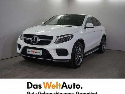 gebraucht Mercedes GLE350 GLE-Klassed 4MATIC Aut. SUV / Geländewagen