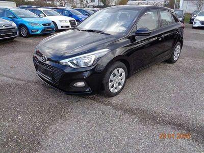gebraucht Hyundai i20 1,25 First Edition