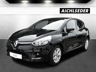 gebraucht Renault Clio 0.9 TCE 90, Limited, 90 PS, 5 Türen, Schaltgetriebe