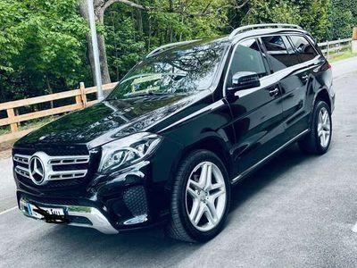 "gebraucht Mercedes GLS350 d 4MATIC Aut. Pano ILS 21"" AMG"