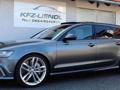 gebraucht Audi RS6 Avant performance 4,0 TFSI COD tiptronic