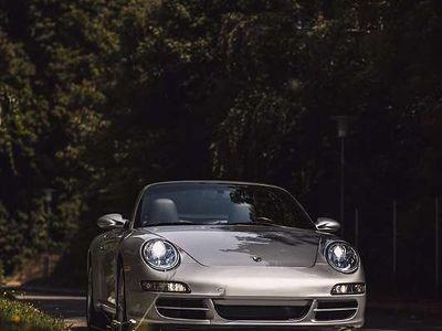 gebraucht Porsche 911 Carrera Cabriolet 911 997 Cabrio, Handschalter / Roadster