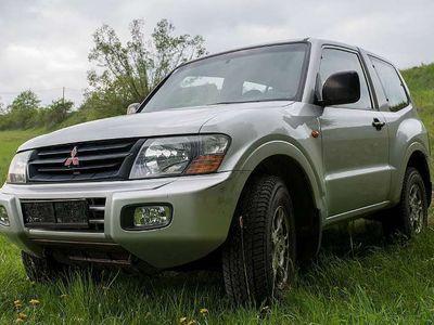 gebraucht Mitsubishi Pajero V60 3,2 DI-D SUV / Geländewagen,
