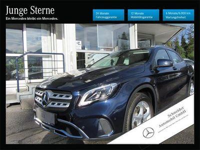 gebraucht Mercedes GLA200 GLA-Klassed 4MATIC Aut. SUV / Geländewagen
