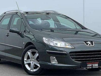 gebraucht Peugeot 407 SW Active 2,0 HDI 136 (FAP)|PICKERL NEU|PANORAM...