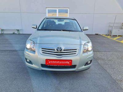 gebraucht Toyota Avensis 2,0 D-4D Linea Sol DPF