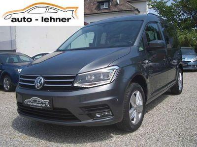 gebraucht VW Caddy Kombi Comfortline 1,4 TSI DSG