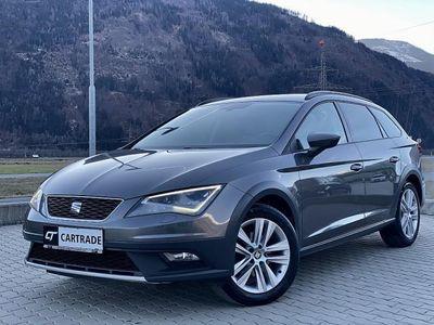 gebraucht Seat Leon X-Perience ST 1,6 TDI CR 4Drive Kombi / Family Van