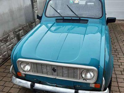 gebraucht Renault R4 GTL Klein-/ Kompaktwagen