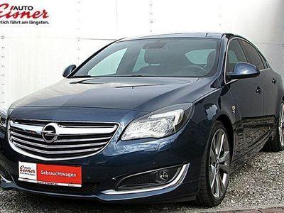 gebraucht Opel Insignia Cosmo 2,0 CDTi