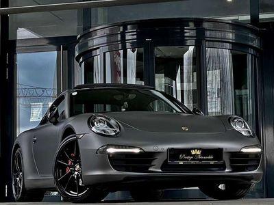 gebraucht Porsche 911 Carrera 991 Coupé 349PS PDK PLUS #SPORT CHRONO