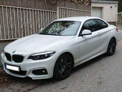 gebraucht BMW 220 2er-Reihe Coupe Diesel (F22) Coupé M Sport