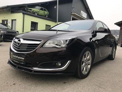 brugt Opel Insignia 2.0 SIDI Turbo Cosmo 4X4 Leder/Navigationssystem/
