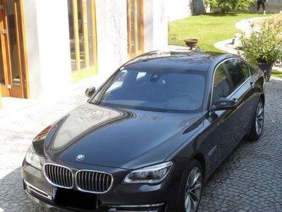 gebraucht BMW 740 7er-Reihe d xDrive Aut. Limousine
