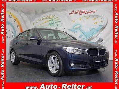 brugt BMW 318 Gran Turismo d Aut. *XENON, NAVI, RÜCKFAHRKAMERA!*