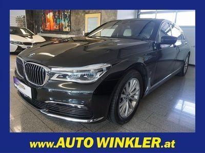 gebraucht BMW 740 Le xDrive Aut. RSE/Kamera/Navi/TV/HeadUp