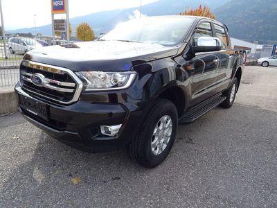 gebraucht Ford Ranger Doppelkabine 4X4 XLT