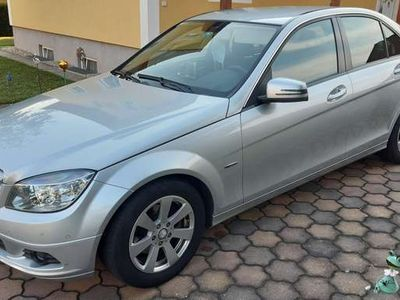 gebraucht Mercedes C200 CDI A-Edition BlueEfficiency