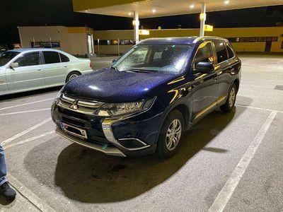 gebraucht Mitsubishi Outlander 2.0 SUV / Geländewagen