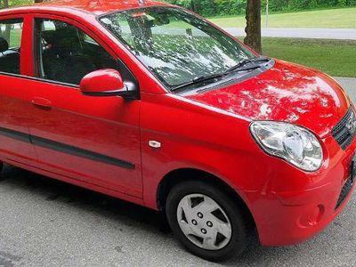 gebraucht Kia Picanto 0 COOL NAVIGATOR Erstbesitz Klein-/ Kompaktwagen