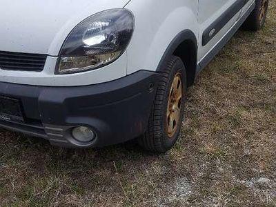 gebraucht Renault Kangoo 1.9 dci 4x4 Klein-/ Kompaktwagen