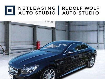 used Mercedes S63 AMG AMG Coupé Exklusiv+Swarovski+Nachtsicht+HUD LED