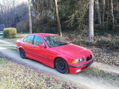 gebraucht BMW 318 3er-Reihe tds Limousine