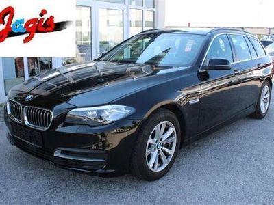 gebraucht BMW 525 d Touring Aut.
