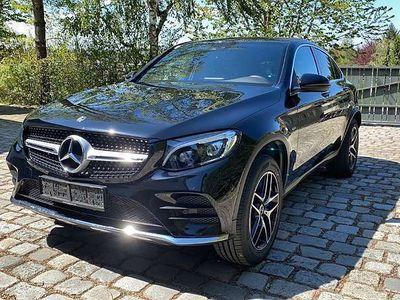 gebraucht Mercedes E350 GLC-Klasse Plug-in-Hybrid4MATIC Sportwagen / Coupé