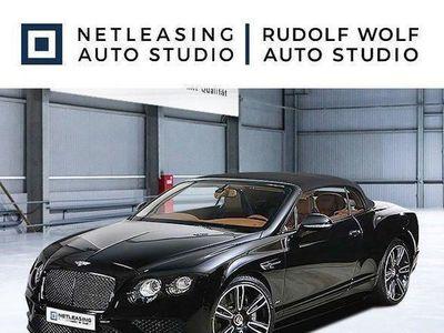 gebraucht Bentley Continental GTC V8 S Black Edition Cabrio / Roadster,