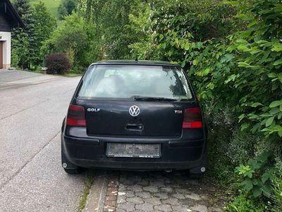 gebraucht VW Golf Klein-/ Kompaktwagen