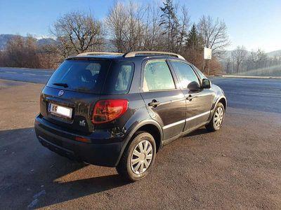 gebraucht Fiat Sedici 1.6 Allrad SUV / Geländewagen