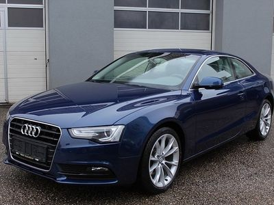 gebraucht Audi A5 Coupé 2.0 TDI
