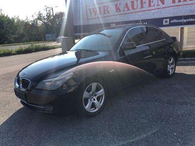gebraucht BMW 523 5er-Reihe (E60) Aut. Facelift