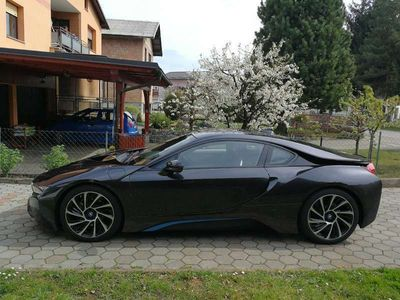 gebraucht BMW i8 pure impulse nür 15.000km wie neu Sportwagen / Coupé,