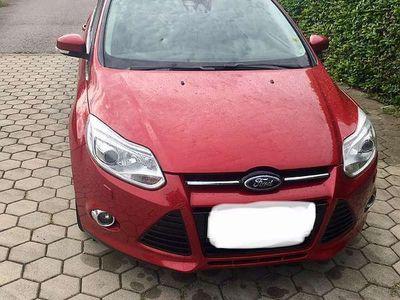gebraucht Ford Focus 1.6 TdCi Titanium Klein-/ Kompaktwagen