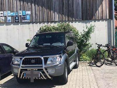 gebraucht Toyota Land Cruiser Turbo Diesel SUV / Geländewagen