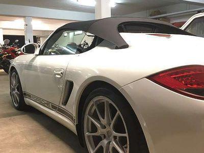 gebraucht Porsche Boxster Spyder 987 Cabrio / Roadster