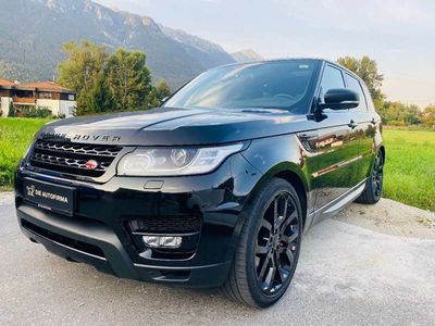gebraucht Land Rover Range Rover Sport 3,0 SDV6 HSE Dynamik-Paket*DUAL VIEW*PANORAMA*TV