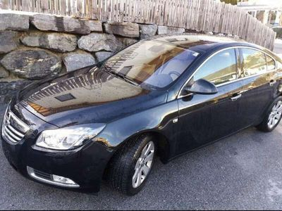 gebraucht Opel Insignia 2,0 Turbo Cosmo Ecotec Aut.