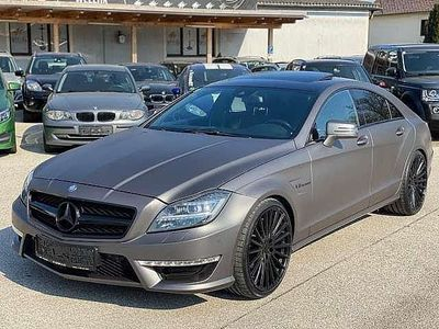 gebraucht Mercedes CLS63 AMG AMG S Aut. Performance Line **Top Optik** - **Carbon**