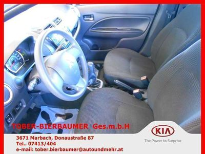 gebraucht Mitsubishi Space Star 1,2 MIVEC AS
