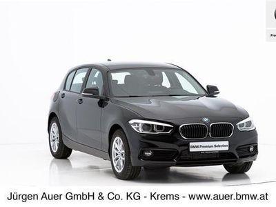 gebraucht BMW 114 d