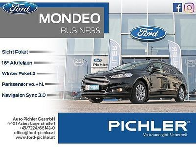 gebraucht Ford Mondeo Tr. Business 2,0EcoBl. 150PS, LEASING AKTION