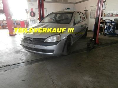 brugt Opel Corsa 1,2 16V Comfort Easytronic Limousine,
